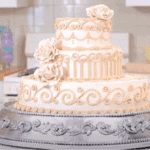 Cake size and servings guide