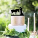 22 Unique Wedding Cake Toppers