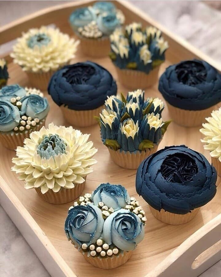 tips and techniques Cupcake Decorating