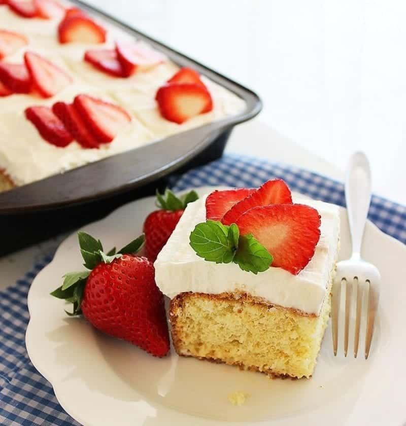 Tres Leches Cake Easy Recipe Cake Me With You Please