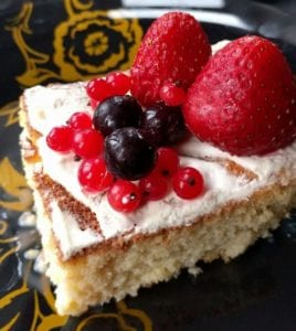 leches cake mix