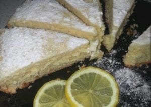 lemon desserts recipe