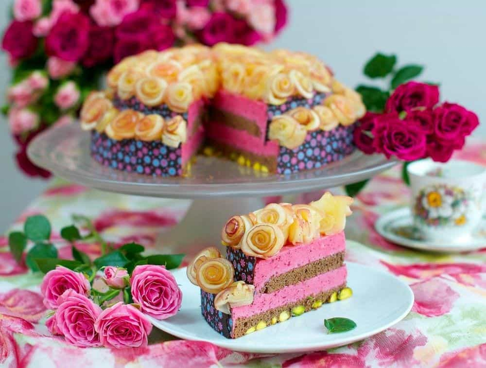 Cooking and Baking with Flowers