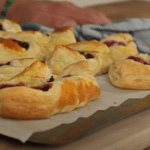 blueberry turnovers recipe