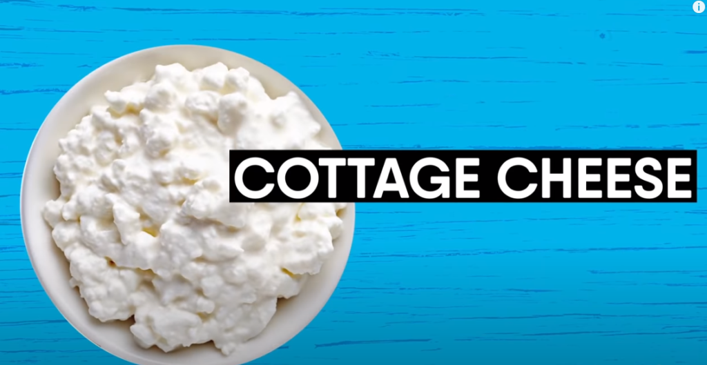 Low-fat Cottage Cheese